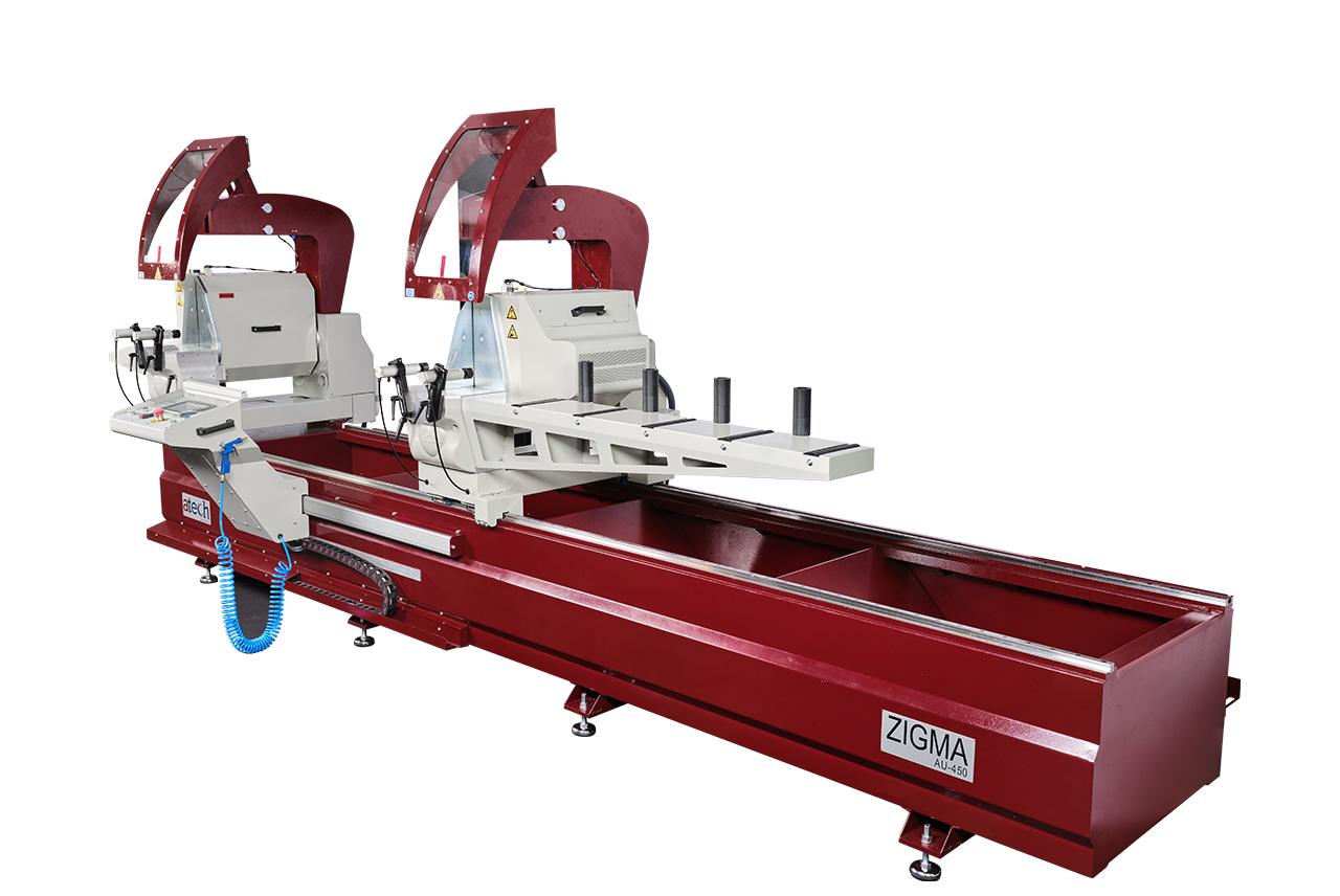Zigma Double Head Automatic Miter Saws Machine 450 mm