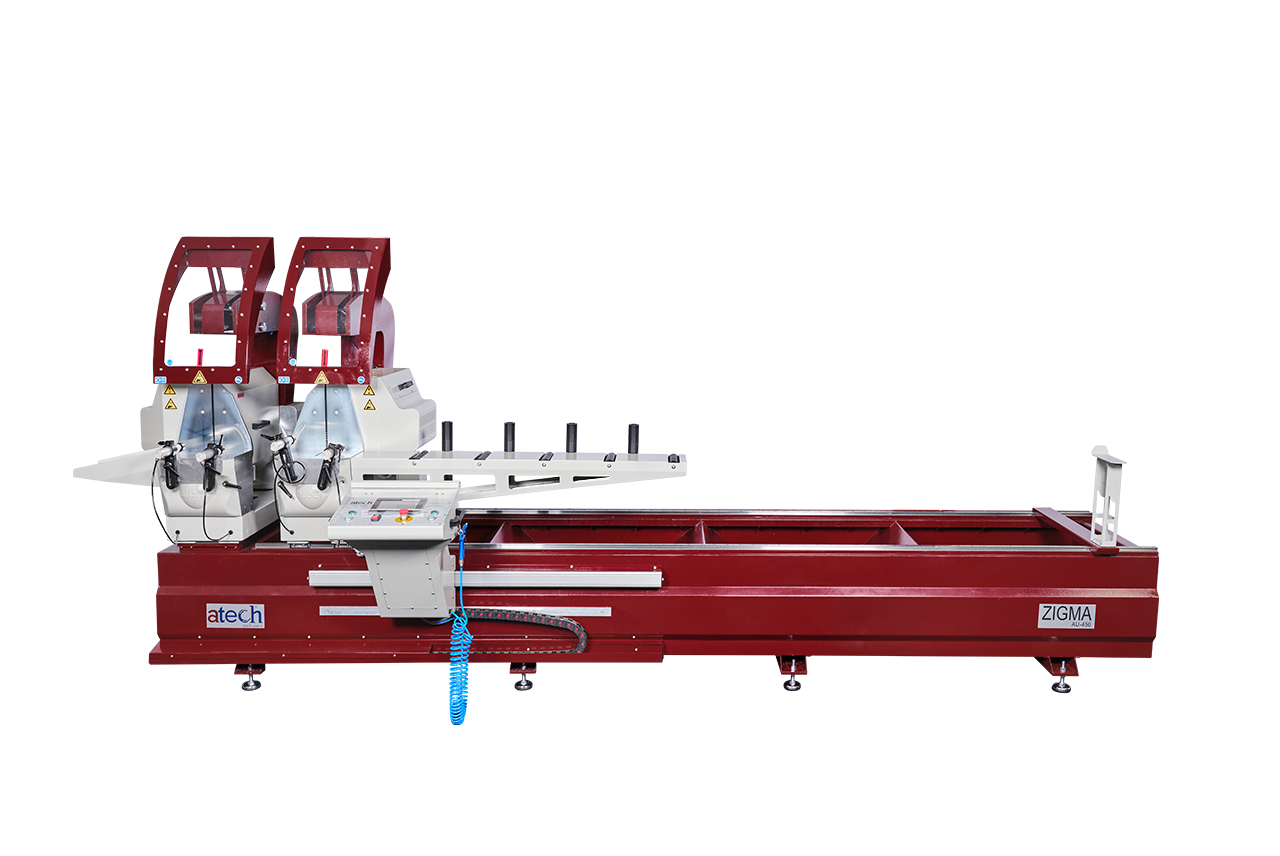 Zigma Double Head Automatic Saws 450 mm 2