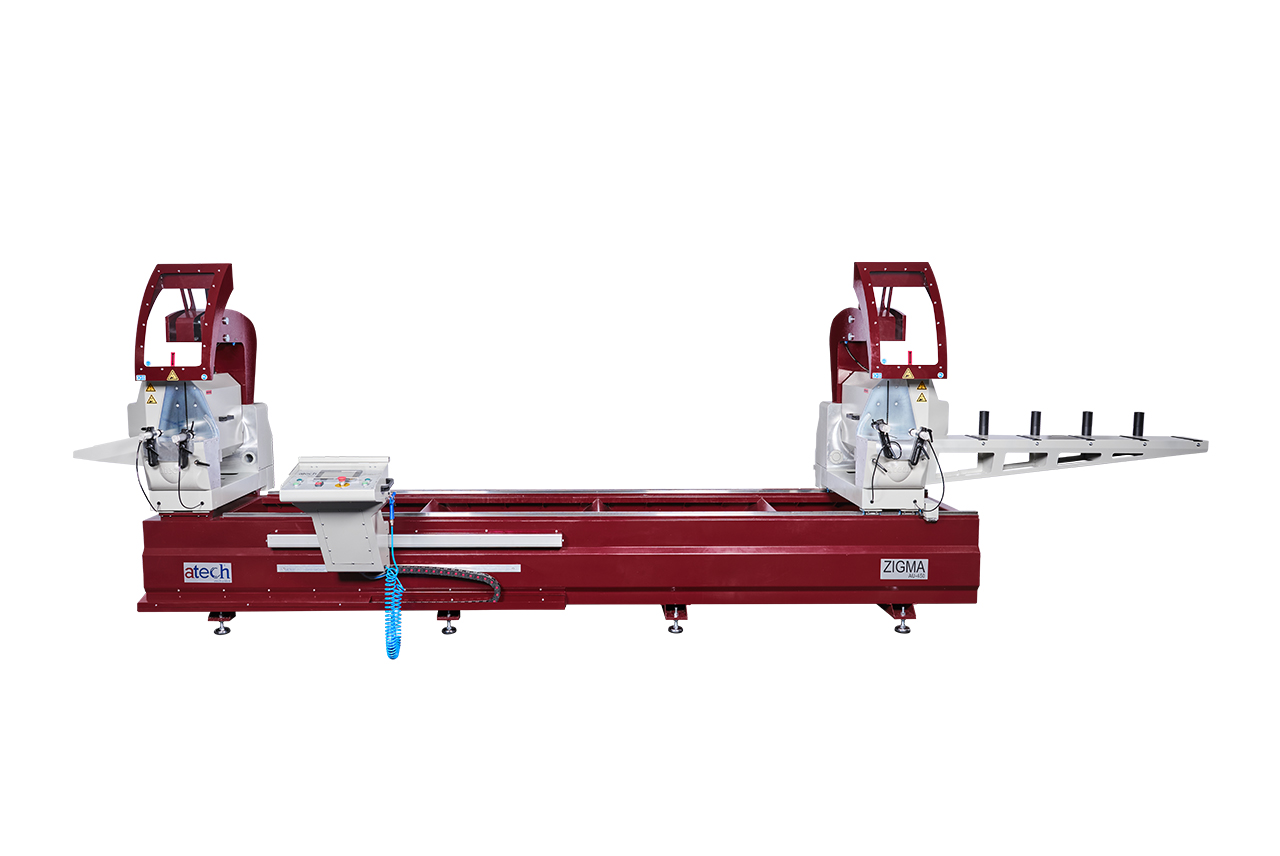 Zigma Double Head Automatic Saws 450 mm