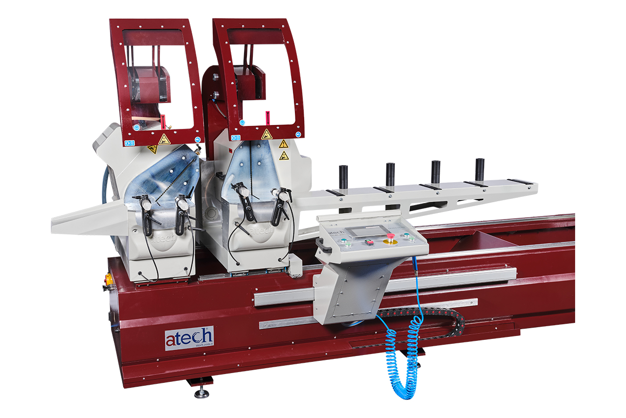 Zigma Double Head Profile Automatic Miter Machine Saws 450 mm
