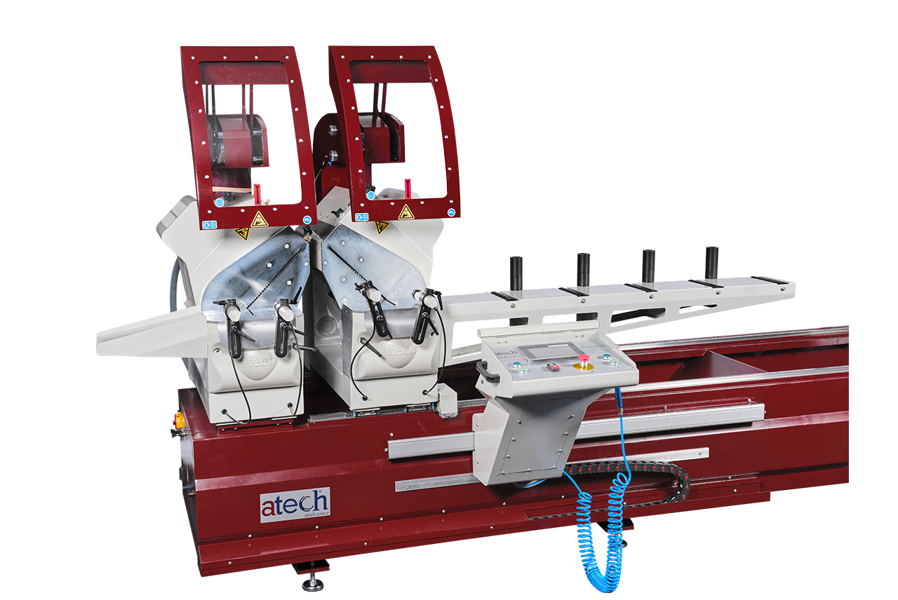 Zigma Double Head Profile Cutting Automatic Machine Saws 450 mm