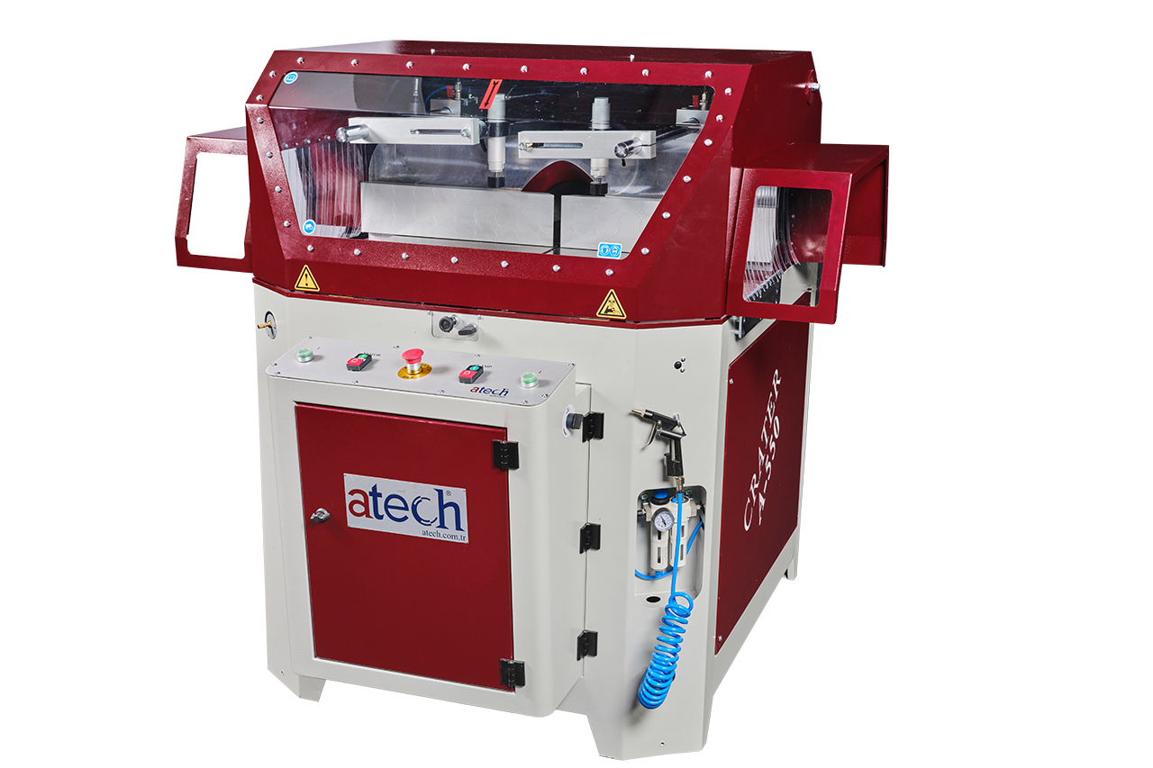 CRATER-06 A 550 Heavy Duty Automatic 22 (550 mm) Upcut Miter Saws 1