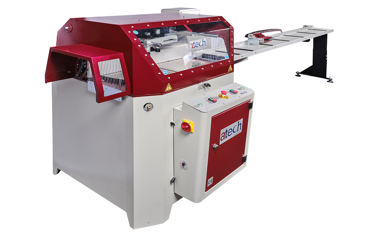 CRATER-06 A 550 Heavy Duty Automatic 22 (550 mm) Upcut Miter Saws 12