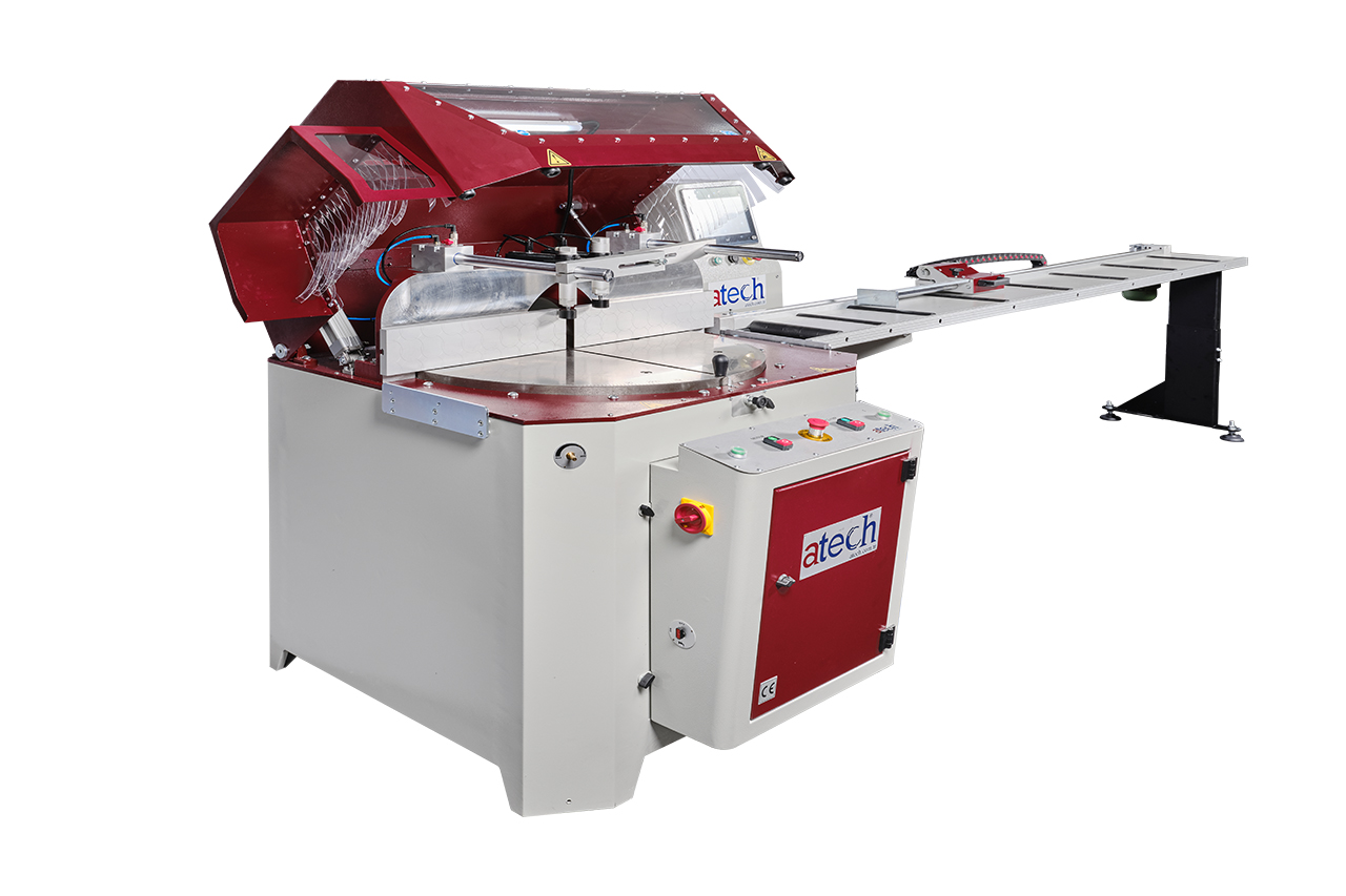 CRATER-06 A 550 Heavy Duty Automatic 22 (550 mm) Upcut Miter Saws 16