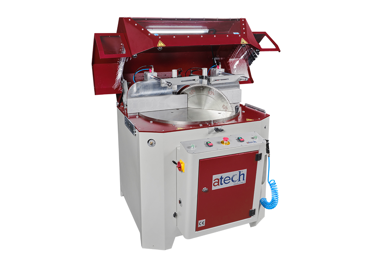 CRATER-06 A 550 Heavy Duty Automatic 22 (550 mm) Upcut Miter Saws 9