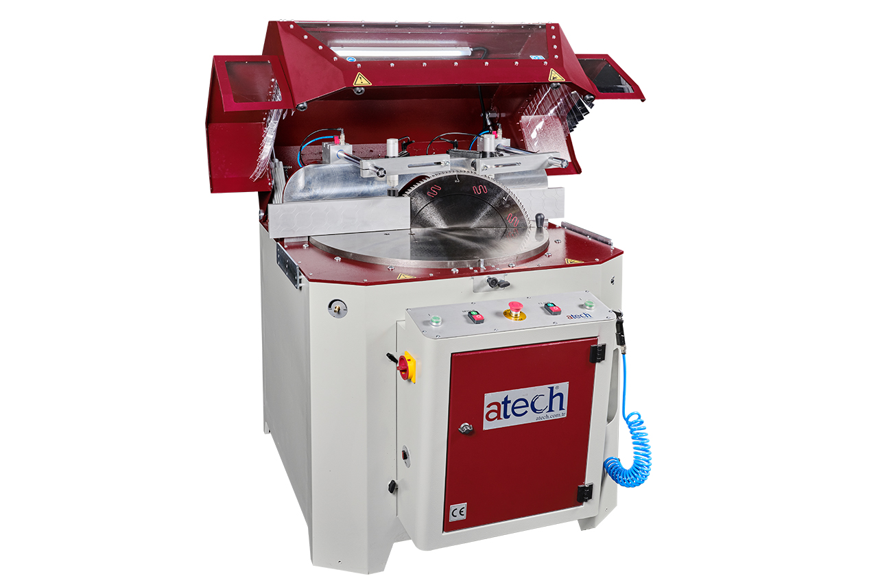 CRATER-06 A 550 Heavy Duty Automatic 22 (550 mm) Upcut Miter Saws10
