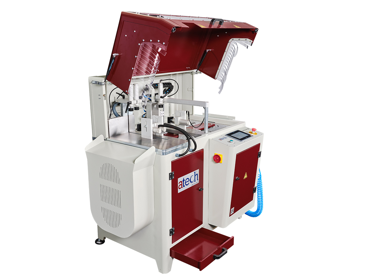 Crater AP500 - Automatic Aluminium Upcut Slicing Machine