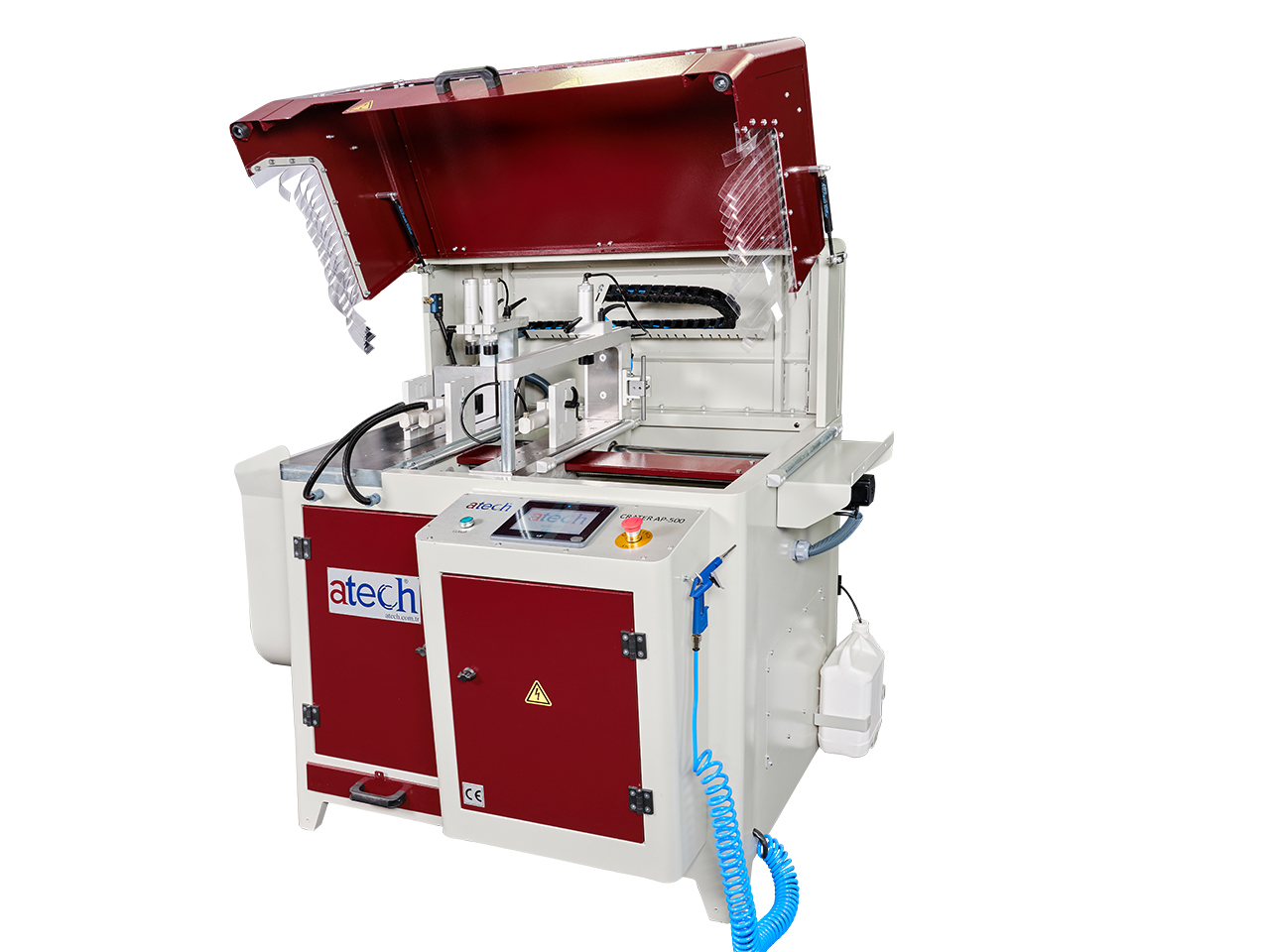 Crater AP500 - Automatic Upcut Profile Slicing Machine