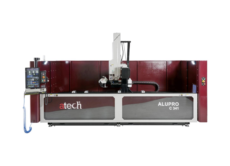 ALUPRO-4 Eksen CNC İşleme Merkezi