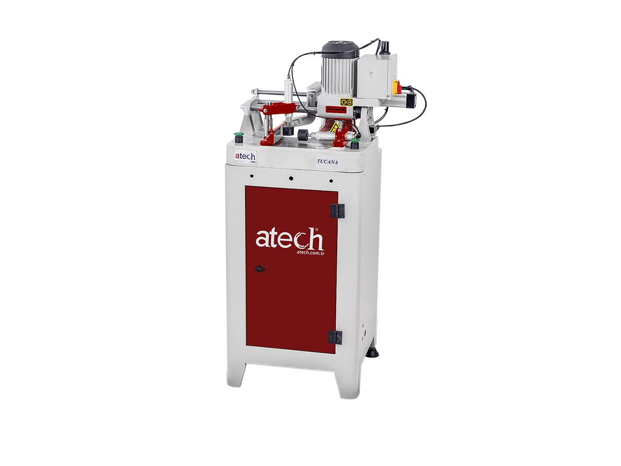 TUCANA-4S-Sehpalı Otomatik Kertme Makinesi