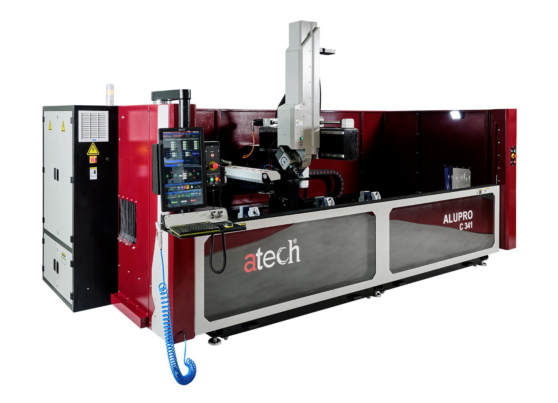 ALUPRO-4 Eksen CNC İşleme Merkezi CNC Machinery