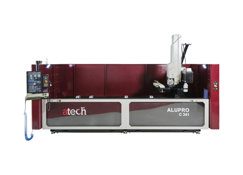 ALUPRO-CNC Aluminyum İşleme Merkezi 4 eksen