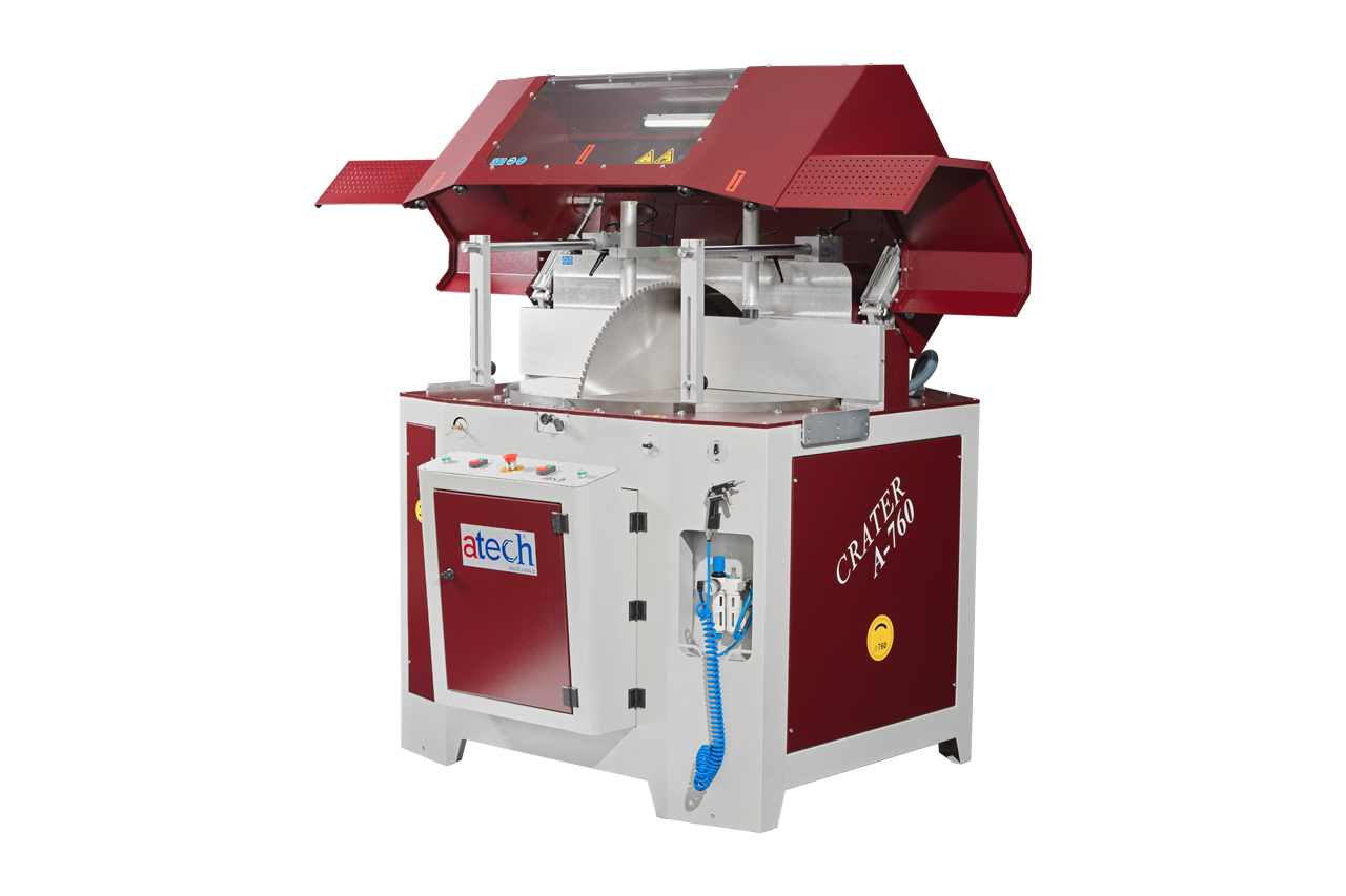 CRATER- A700-760 Heavy Duty Automatic Upcut Miter Cuts Saw 22 (700-760 mm)
