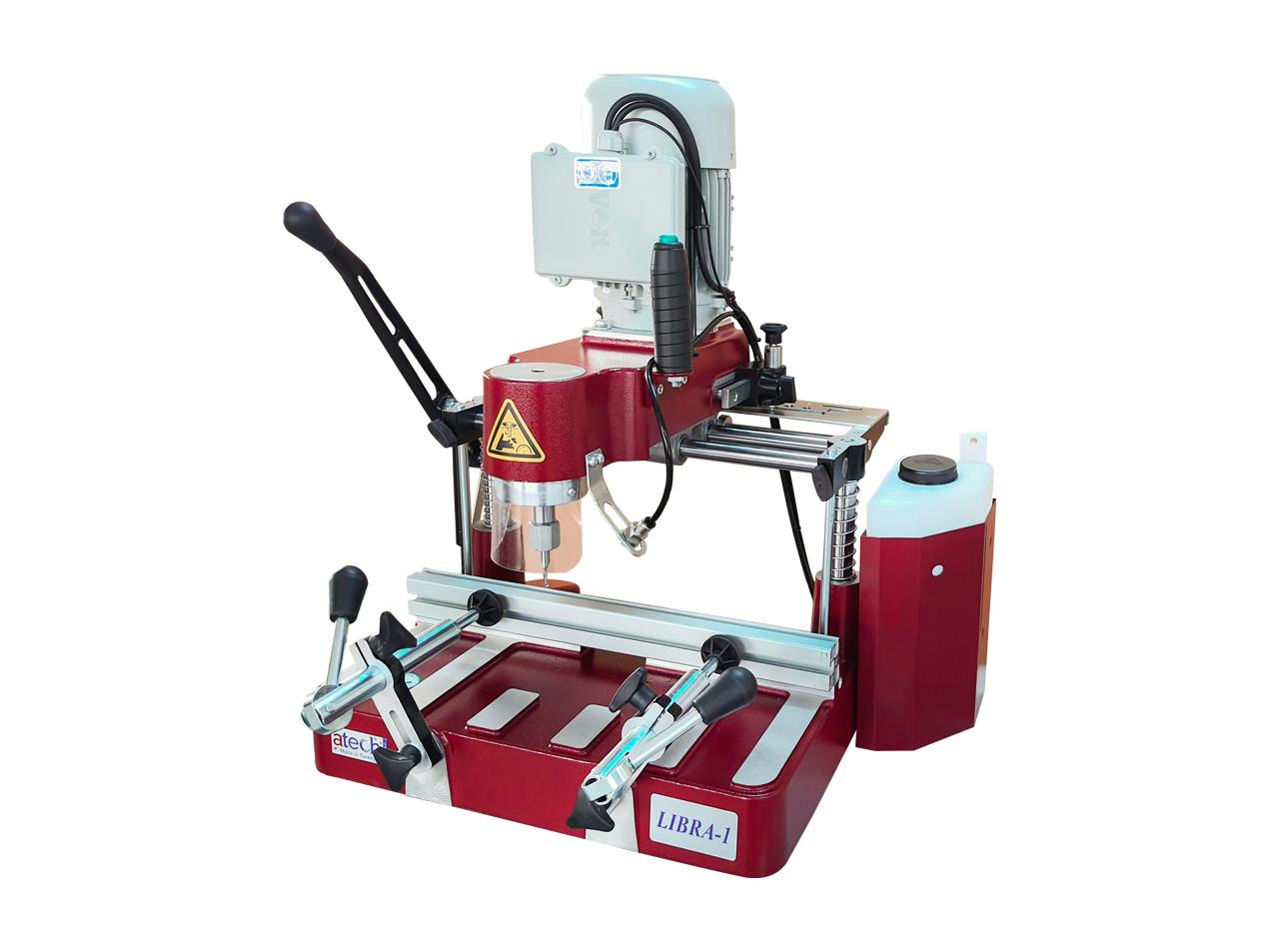 Libra-1YPS-1 Portatif Kopyalı Freze Makinesi
