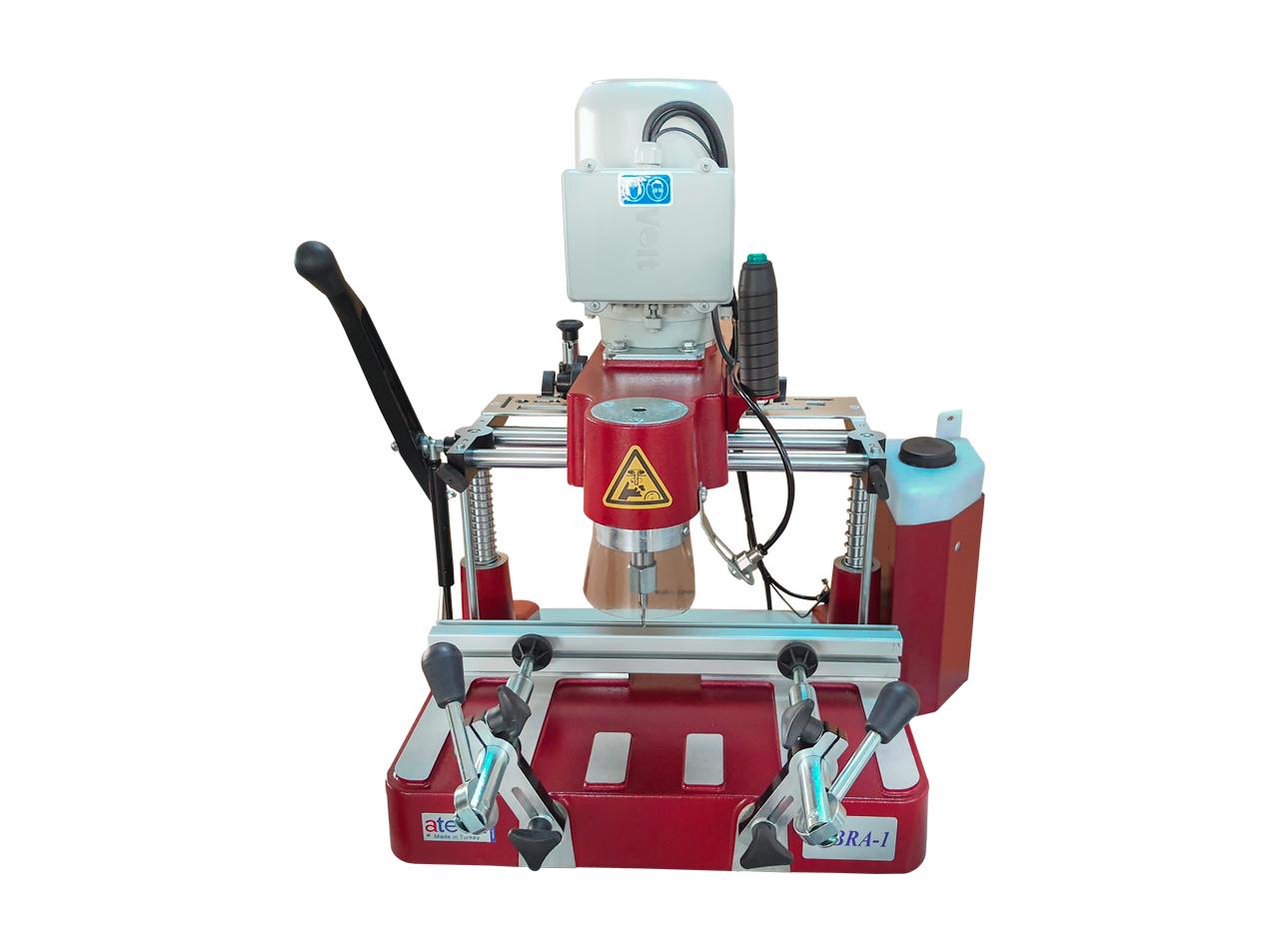 Libra-1YPS-Portatif Kopyalı Freze Makinesi